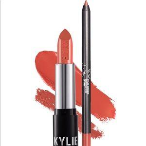 Kylie Cosmetics LipKit Blushing Babe